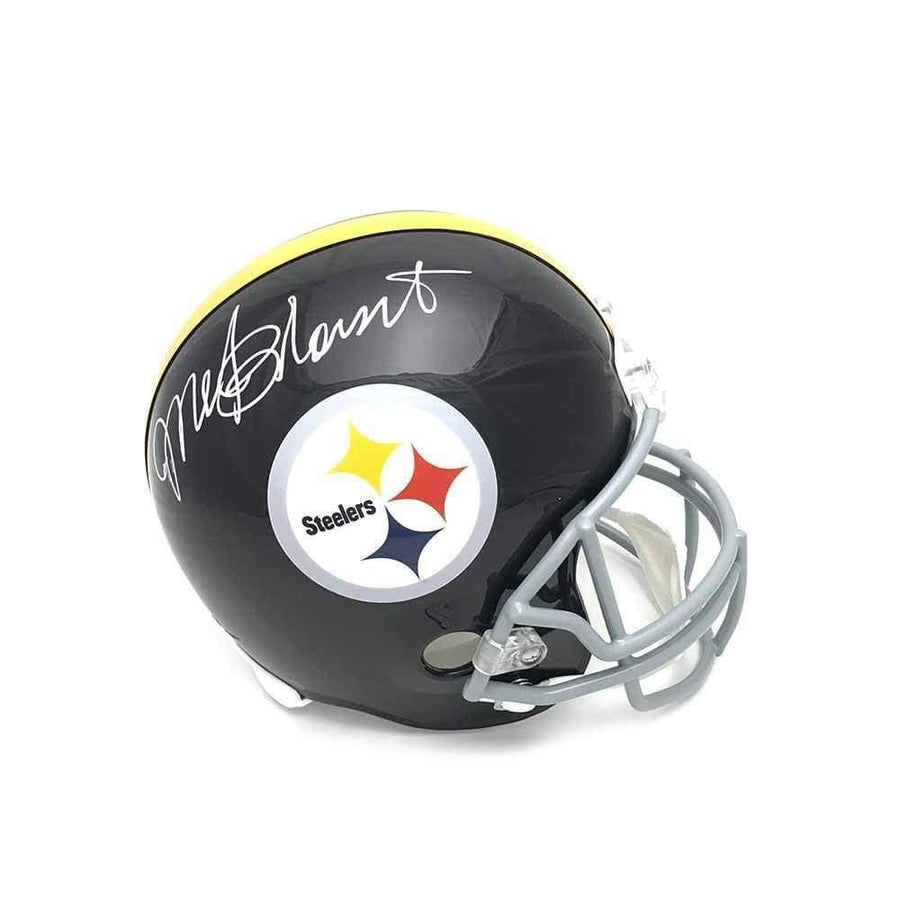 Mel Blount Autographed Replica Throwback Helmet