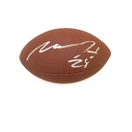 Mike Hilton Signed #28 Replica Football