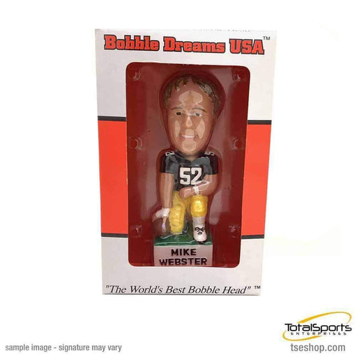 Mike Webster Unsigned Bobble Dreams USA Bobblehead