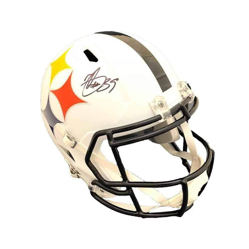 Minkah Fitzpatrick Autographed Pittsburgh Steelers Full Sized AMP Replica Helmet