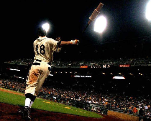 Neil Walker on Deck Circle Homestead Greys Unsigned 8x10 Photo