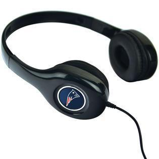 New England Patriots Over-Ear Headphones