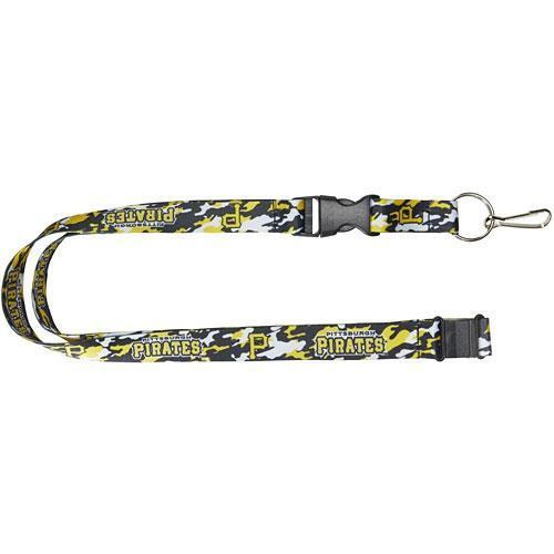 Pirates Camo Lanyard