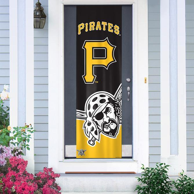 Pirates Door Banner