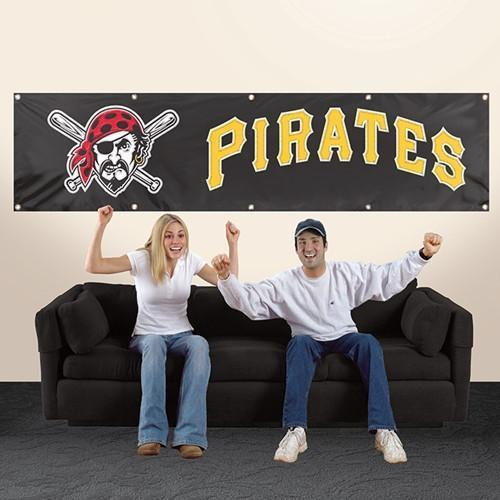Pirates Heavyweight Banner (8 Ft)