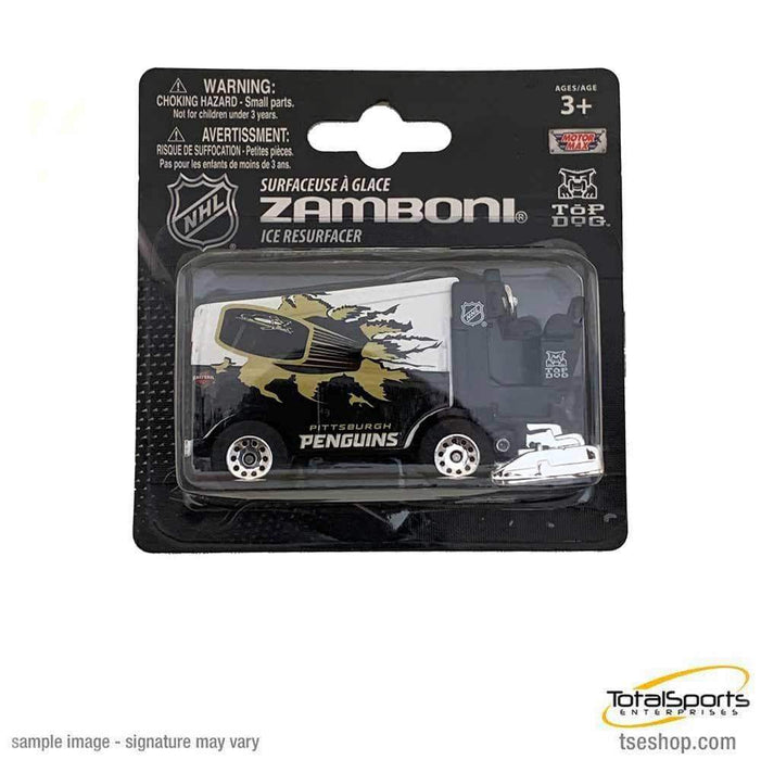 Pittsburgh Penguins 2019/20 Top Dog 1:50 Scale NHL Zamboni