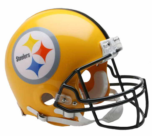 Pre-Sale: Alan Faneca Signed Pittsburgh Steelers 75th Anniversary Full Size Helmet