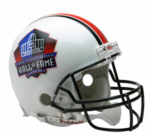Pre-Sale: Alan Faneca Signed White HOF Full Size Helmet