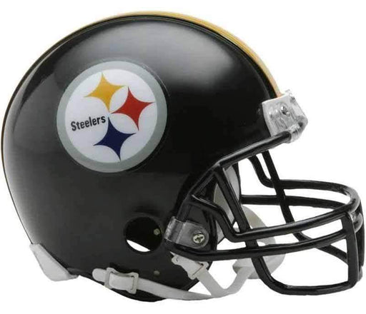 PRE-SALE: Alex Highsmith Signed Pittsburgh Steelers Black Mini Helmet