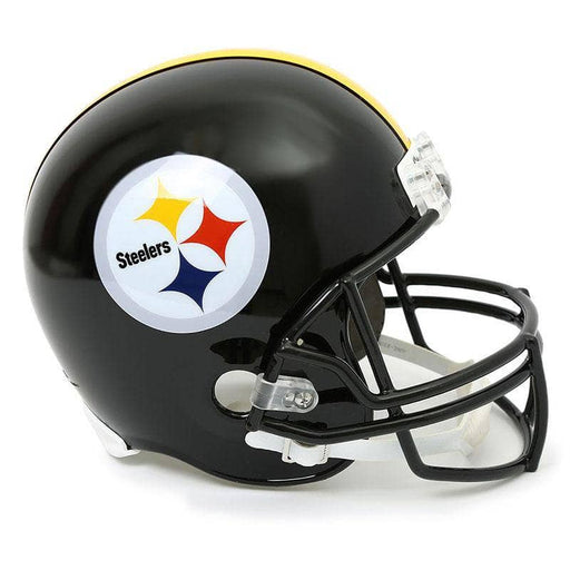 PRE-SALE: Benny Snell Signed Pittsburgh Steelers Black Full Size Replica Helmet
