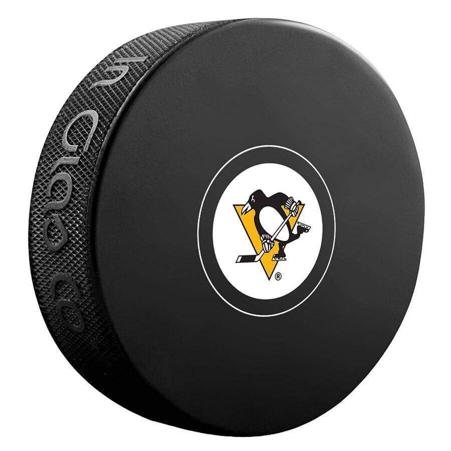 PRE-SALE: Bryan Rust Signed Pittsburgh Penguins Logo Puck