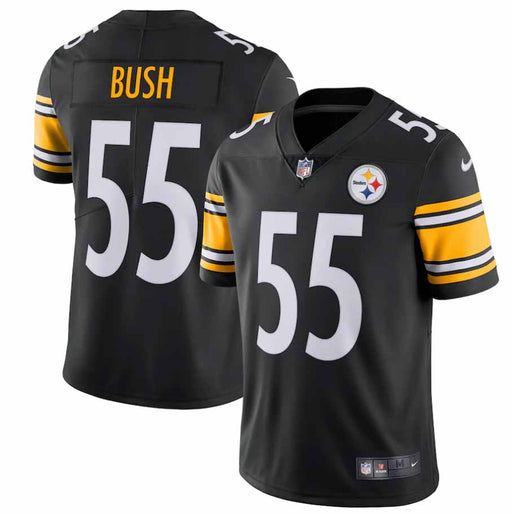 Pre-Sale: Devin Bush Signed Authentic Black Jersey
