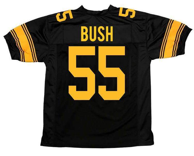 PRE-SALE: Devin Bush Signed Custom Holiday Jersey