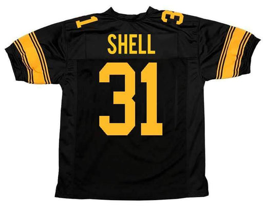 Pre-Sale: Donnie Shell Signed Custom Alternate Jersey