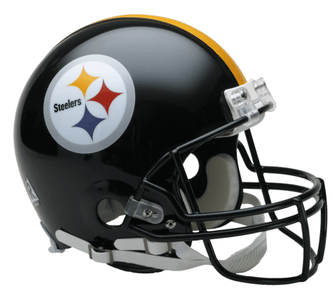 Pre-Sale PRE-SALE: Donnie Shell Signed Pittsburgh Steelers Black Full Size Replica Helmet