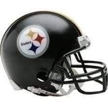 Pre-Sale PRE-SALE: Donnie Shell Signed Pittsburgh Steelers Black Mini Helmet