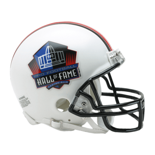 PRE-SALE: Donnie Shell Signed White Hall of Fame Mini Helmet with All New HOF 2020 Inscription