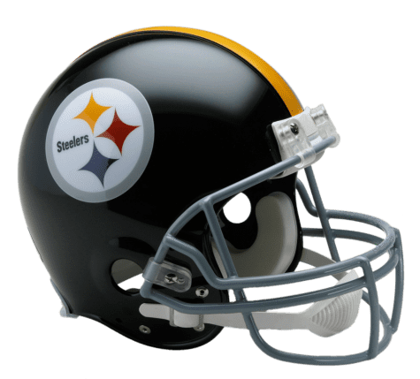Pre-Sale: Jack Ham Signed Pittsburgh Steelers Full Size Throwback Helmet