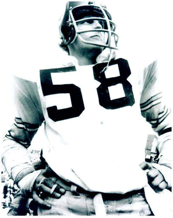 detailing 7853f 2bfd9 PRE-SALE: Jack Lambert Signed Close-up in White 8x10 Photo with FREE HOF  Inscription