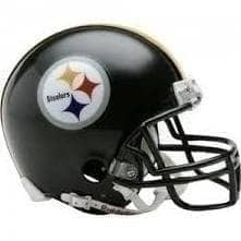 PRE-SALE: James Washington Signed Pittsburgh Steelers Black Mini Helmet