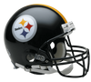 Pre-Sale PRE-SALE: JT Thomas Signed Pittsburgh Steelers Black Full Size Helmet