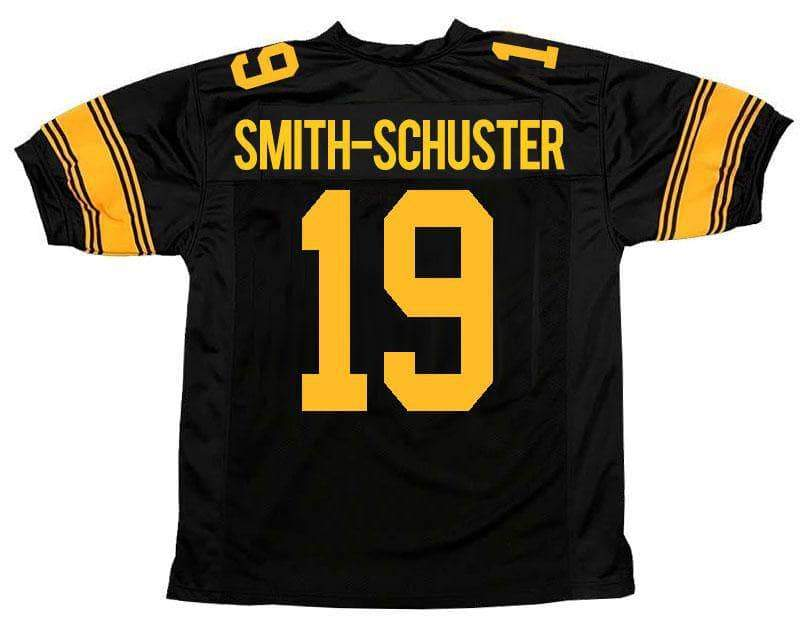 best service 56659 7df90 PRE-SALE: Juju Smith-Schuster Signed Custom Holiday Jersey