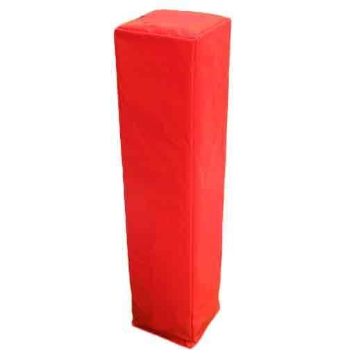 PRE-SALE: Plaxico Burress Signed Replica End Zone Pylon