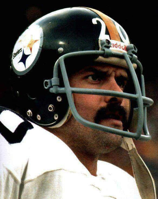 PRE-SALE: Rocky Bleier Signed Close-up 8x10 Photo