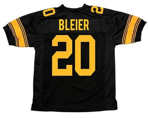 Pre-Sale: Rocky Bleier Signed Custom Alternate Jersey