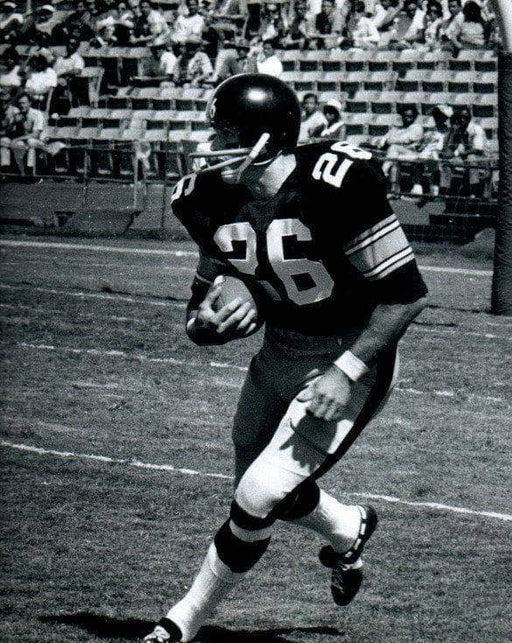 Pre-Sale: Rocky Bleier Signed Rookie Year #26 8X10 Photo