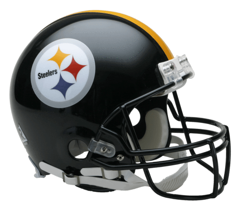 PRE-SALE: Ryan Shazier Signed Pittsburgh Steelers Full Size Replica Helmet