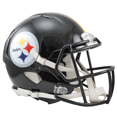 PRE-SALE: Ryan Shazier Signed Pittsburgh Steelers Full Size Replica SPEED Helmet