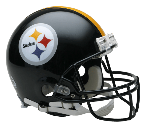 PRE-SALE: Troy Polamalu Signed Pittsburgh Steelers Black Full Size Authentic Helmet