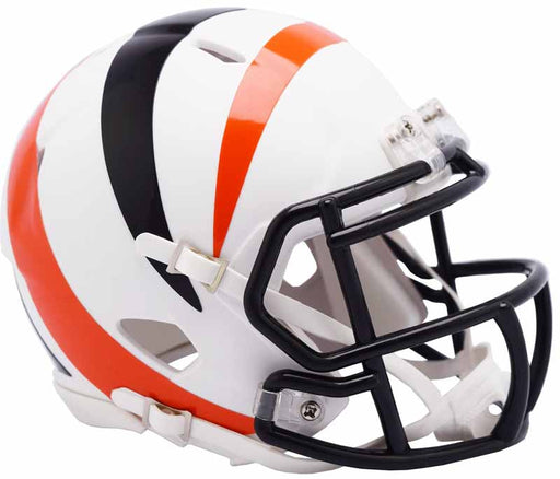 PRE-SALE: Tyler Boyd Signed Bengals AMP SPEED Mini Helmet