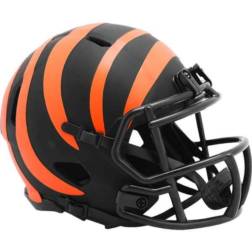PRE-SALE: Tyler Boyd Signed Bengals ECLIPSE SPEED Mini Helmet