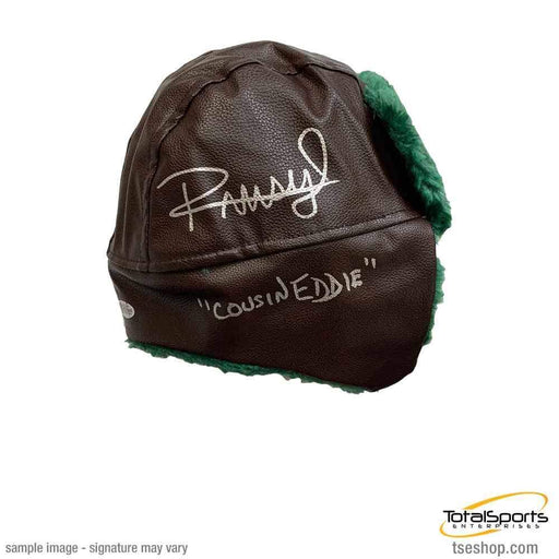Randy Quaid Signed Hat with Cousin Eddie