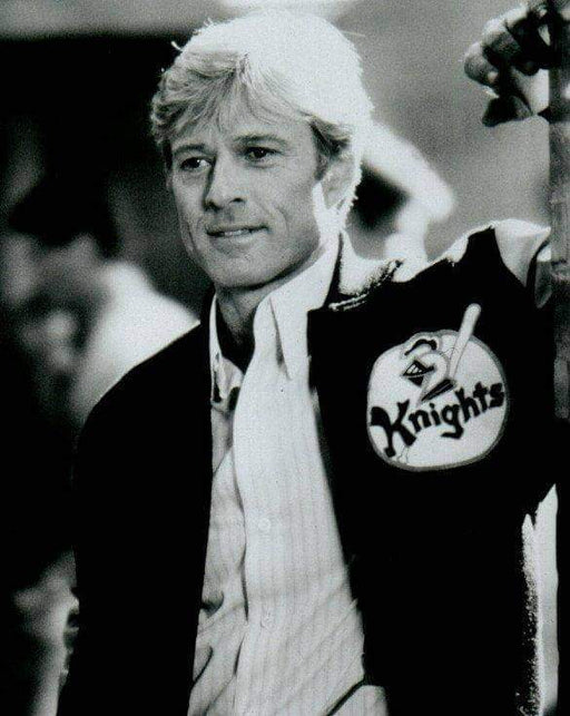 Robert Redford The Natural (Knights Jacket) Unsigned 8x10 Photo