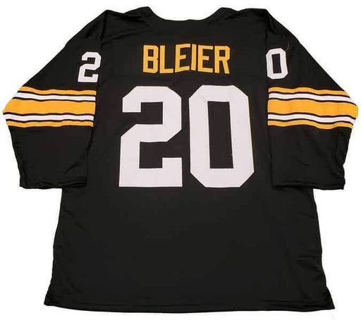Rocky Bleier Pittsburgh 3/4 Sleeve Custom Stitched Football Jersey Size XL New No Brands/Logos