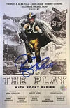 "Rocky Bleier Signed ""The Play"" Program"