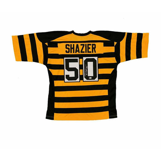 Ryan Shazier Autographed Bumble Bee #50 Custom Jersey