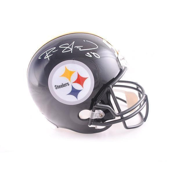 Ryan Shazier Autographed Full Sized Authentic Helmet