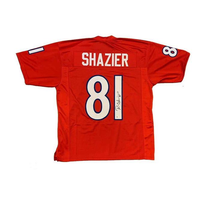 Ryan Shazier Autographed High School Custom Jersey