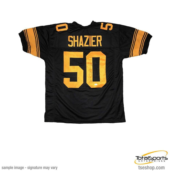 Ryan Shazier Autographed Holiday #50 Custom Jersey