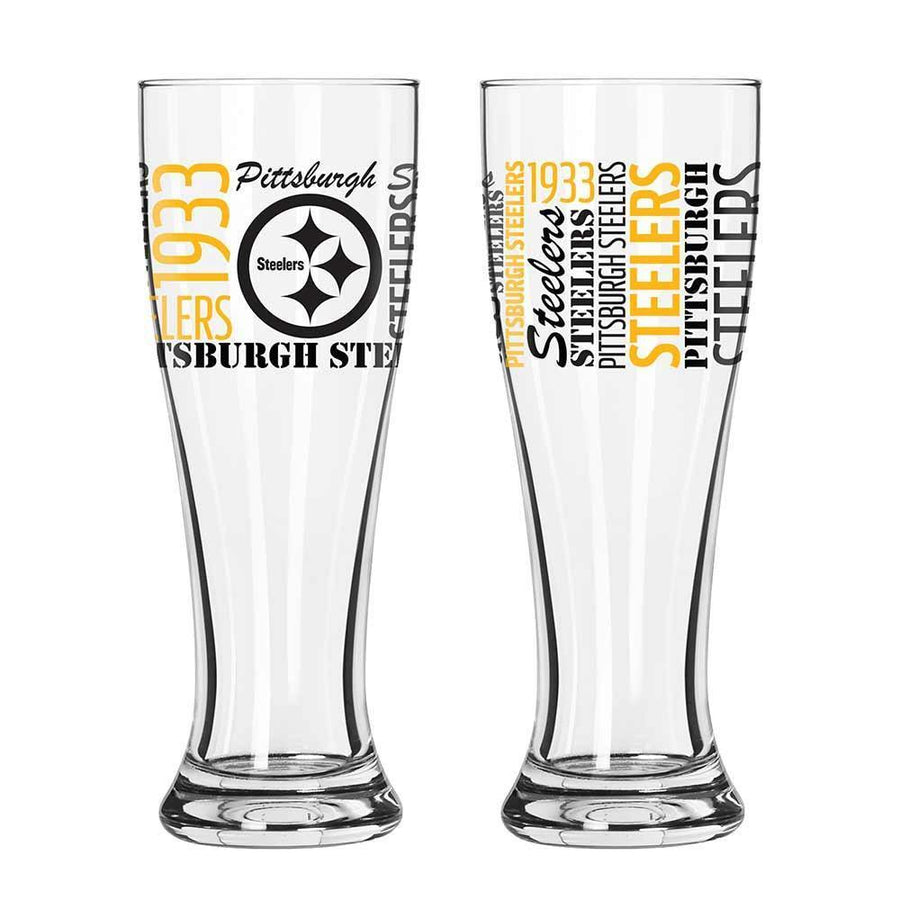 Steelers Spirit 16 oz. Pilsner