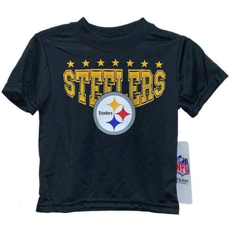 Toddler Pittsburgh Steelers Black T-Shirt