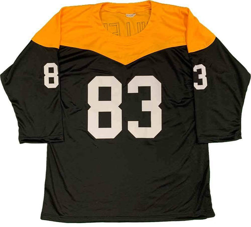 Unsigned Heath Miller Pittsburgh 67 Throwback Custom Stitched Football Jersey Size XL New No Brands/Logos