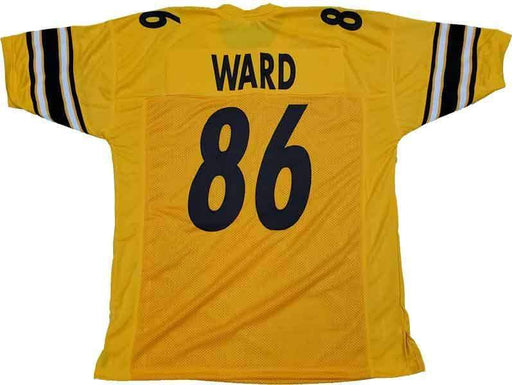 Unsigned Hines Ward Pittsburgh Reverse Custom Stitched Football Jersey Size XL New No Brands/Logos