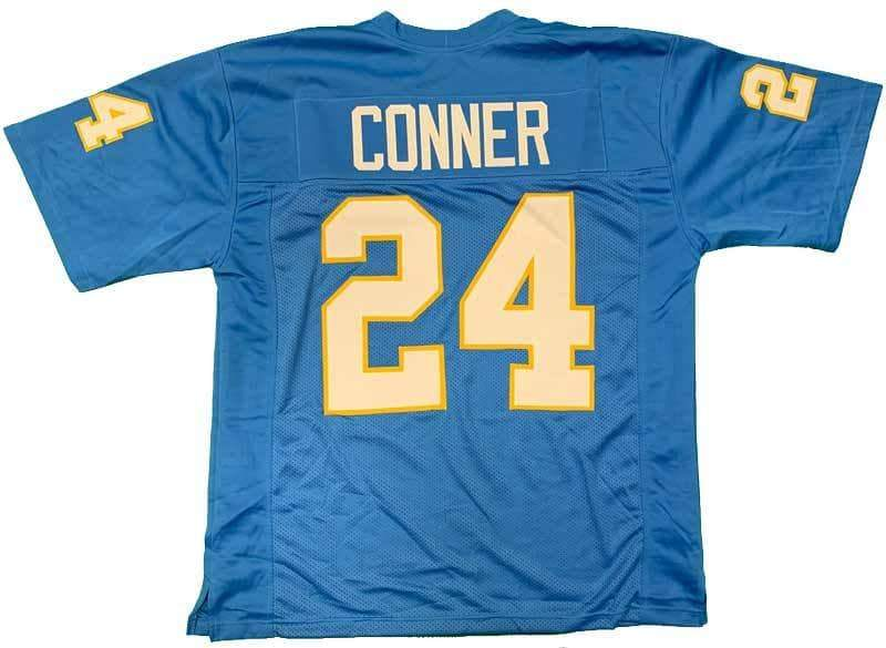 Unsigned James Conner Pittsburgh Light Blue Custom Stitched Football Jersey Size XL New No Brands/Logos