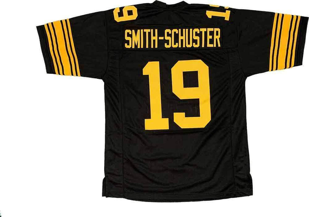 Unsigned JuJu Smith-Schuster Pittsburgh Alternate Custom Stitched Football Jersey Size XL New No Brands/Logos