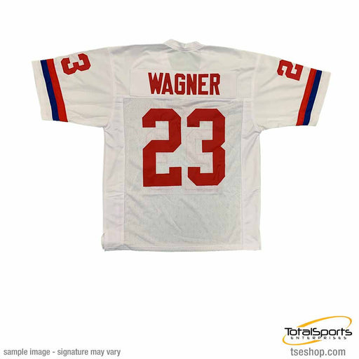 Unsigned Mike Wagner Pro Bowl Custom Stitched Football Jersey Size Xl New No Brands/Logos